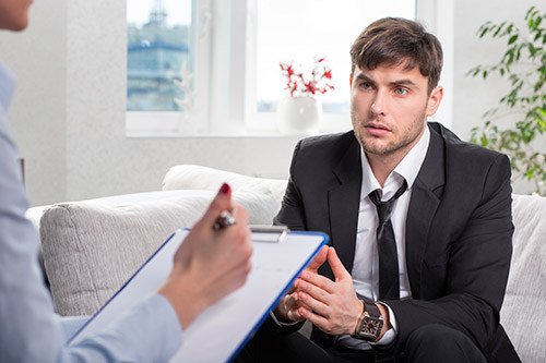 Career counseling can help you find the right direction.